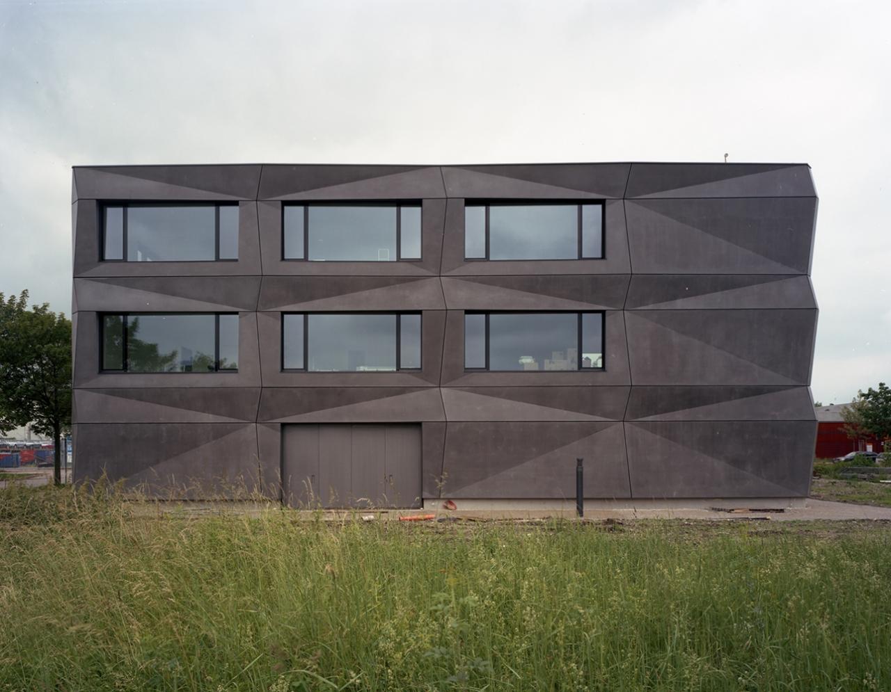 Lukas Schramm Fotografie Bürogebäude, München
