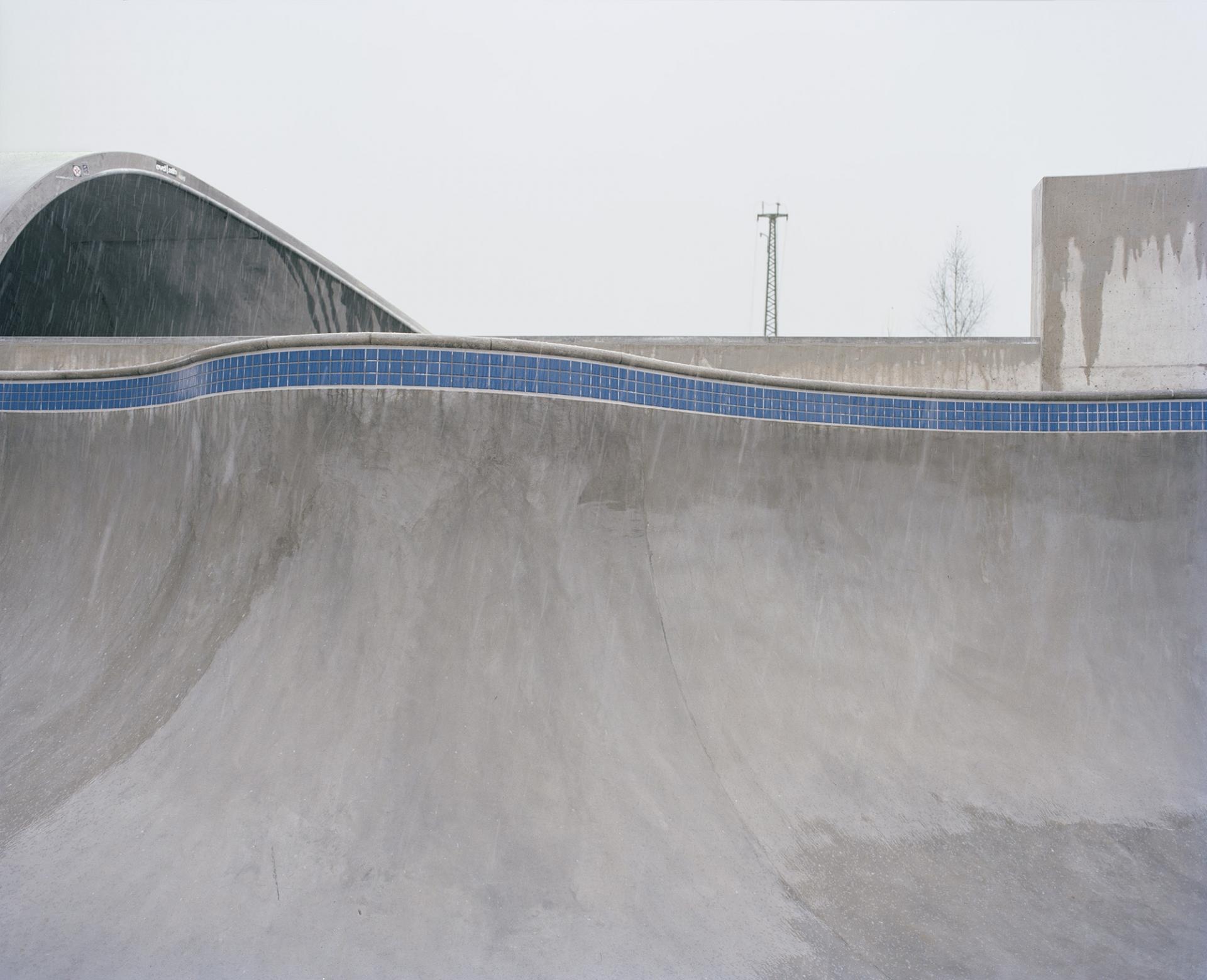 Lukas Schramm Fotografie Skatepark Hirschgarten, München