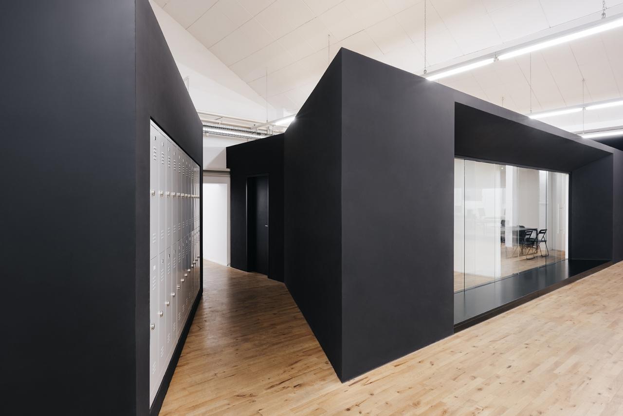 Lukas Schramm Fotografie Freeletics München, Studio Knack
