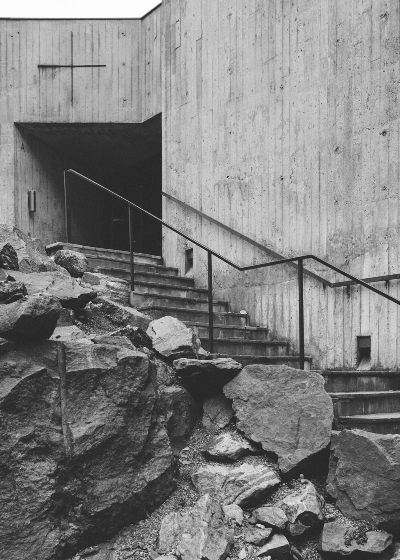 Lukas Schramm Fotografie Temppeliaukio Kirche Helsinki, Finnland