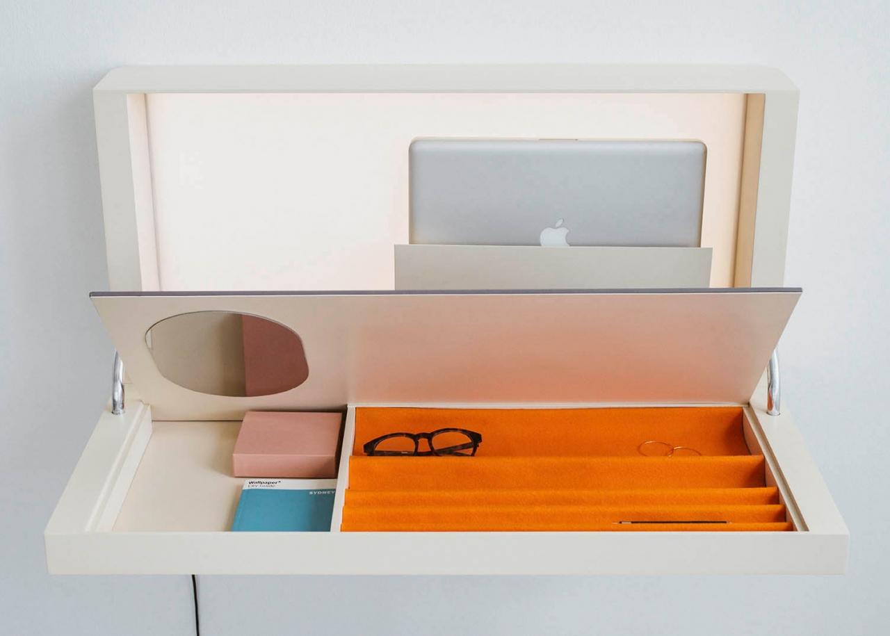 Lukas Schramm Fotografie Christopher Carlo Schwarz Design, Sekretär