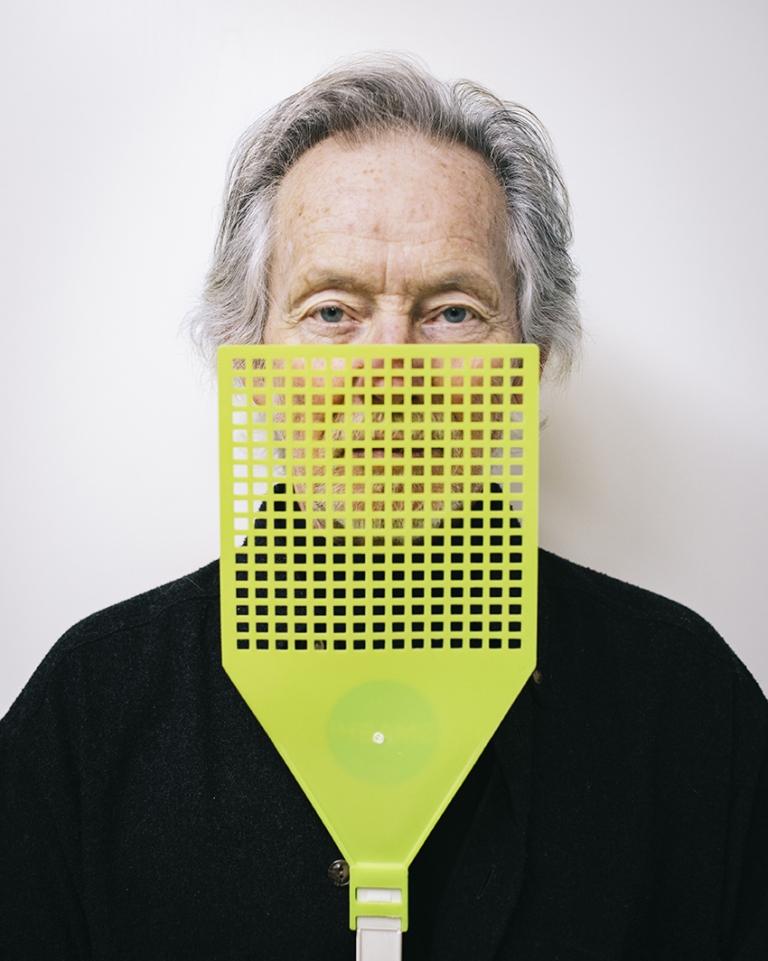 Lukas Schramm Fotografie Klaus Voormann, DING 1 Magazin (form Magazin)