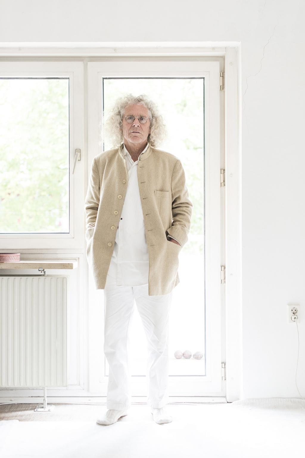 Lukas Schramm Fotografie Rainer Langhans, DING 2 Magazin (form Magazin)